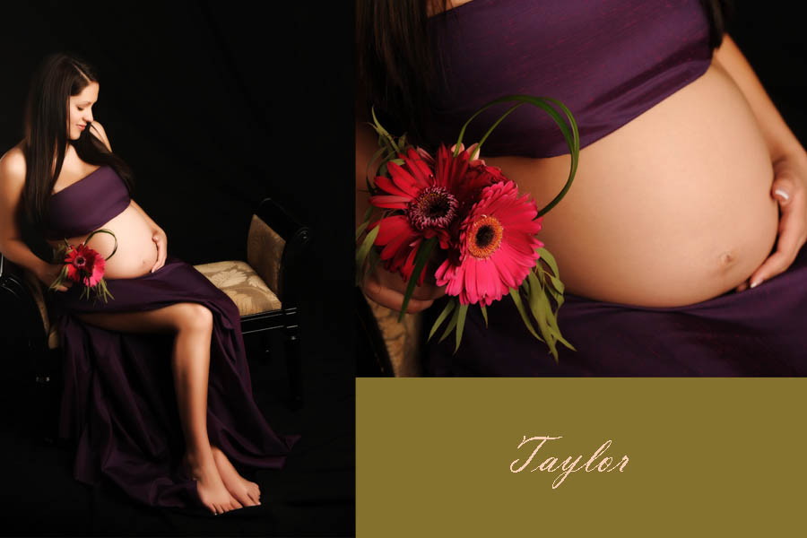 Taylor Maternity Portrait
