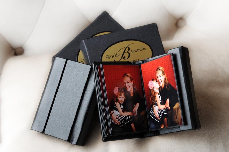 "Studio B Portraits ""Little Black Book"""