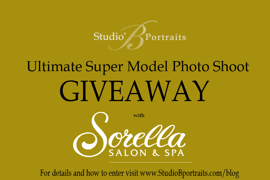Giveaway at Studio B Portraits