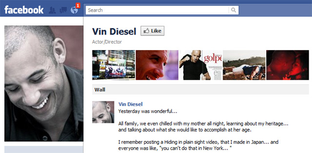 Vin Diesel mentioned by photographer Brooke Clark on Studio B Portraits Blog - Issaquah WA portrait studio