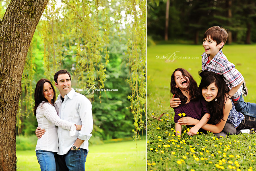 Happy-Family-Pictures-playing-in-the-field-in-Issaquah