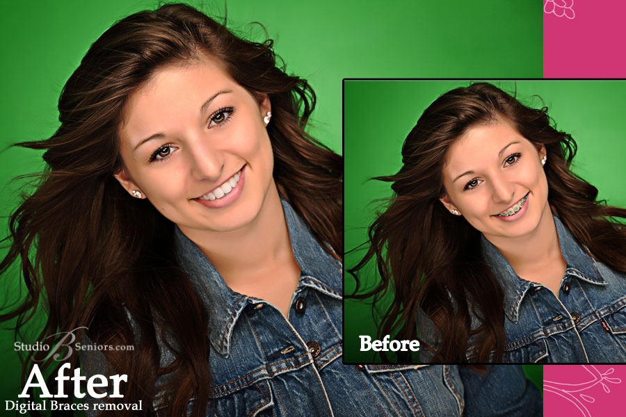 Example-of-digital-removal-of-braces-for-senior-pictures-at-Studio-B-Portraits