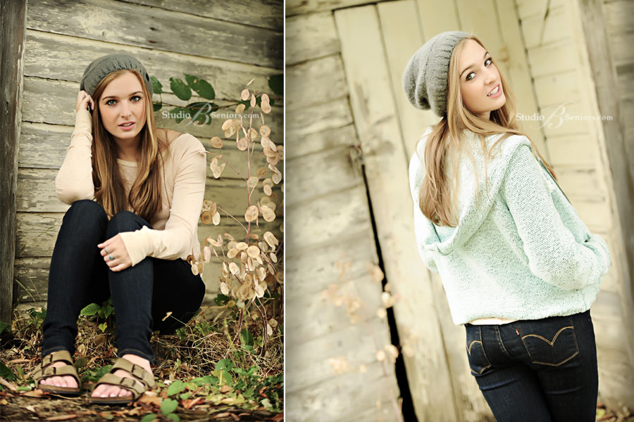 Outdoor-high-school-senior-pictures-of-Bellevue-High-School-girl-at-Studio-B-Portraits