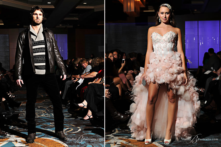 Models-on-the-runway-at-the-Bellevue-Club-Fashion-Show