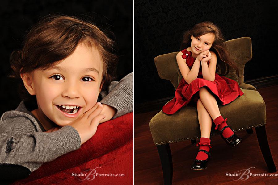 Modern-childrens-holiday-portraits-at-Studio-B-in-Issaquah