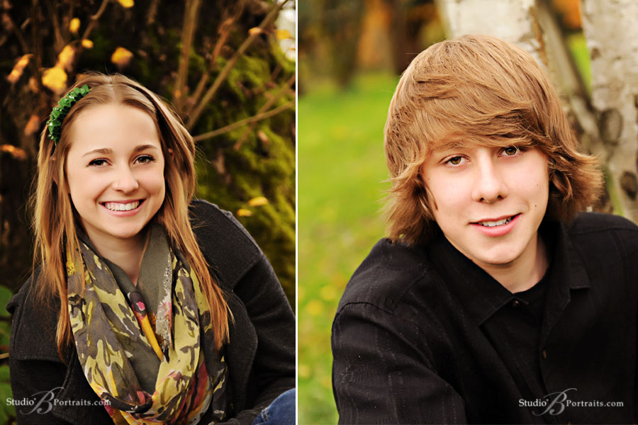 Smiling-teens-at-family-photo-shoot