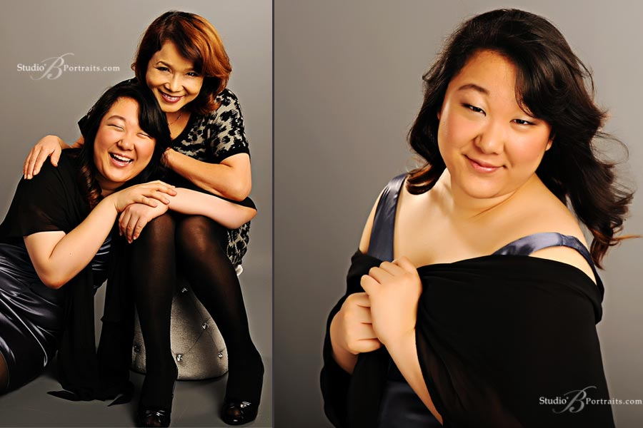 Contemporary-family-portraits-of-Asian-Mom-and-Daughter