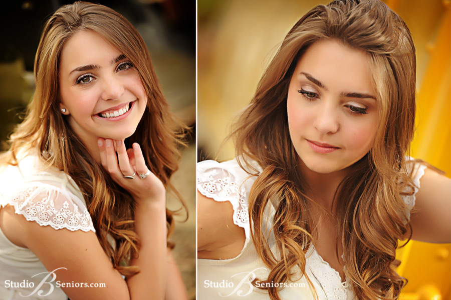 Bellevue-High-School-Senior-Pictures-of-pretty-2013-senior-girl-at-Studio-B-Portraits-in-Issaquah-on-train