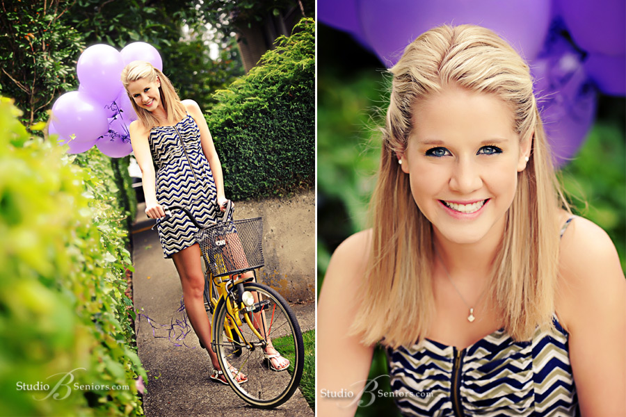 Best-Senior-pictures-inspired-by-fashion-at-Studio-B-Portraits-of-girl-with-bike-and-balloons-in-Issaquah