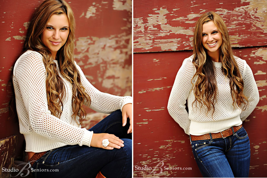Best-senior-pictures-in-Seattle-of-girl-near-barn-by-Studio-B-Portraits