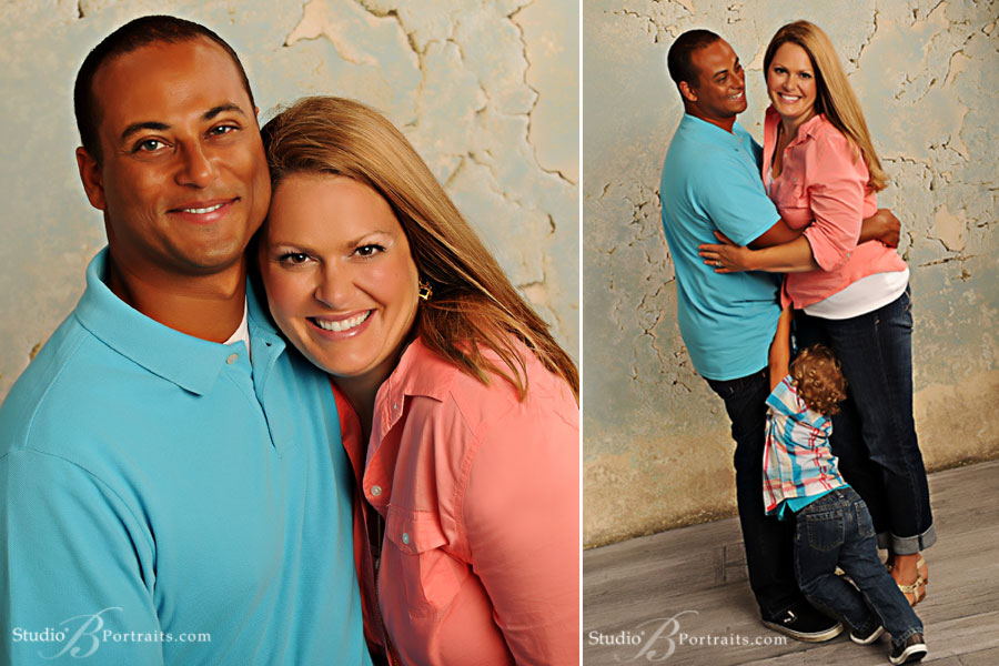 Funny-family-picture-outtakes-of-couple-with-their-two-year-old-boy