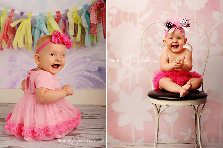 Laughing-9-month-old-baby-girl-portraits-at-Studio-B-in-Issaquah