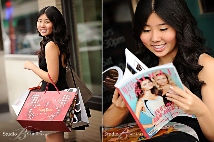 Senior-pictures-shopping-spree-photo-shoot-by-Studio-B-in-Issaquah