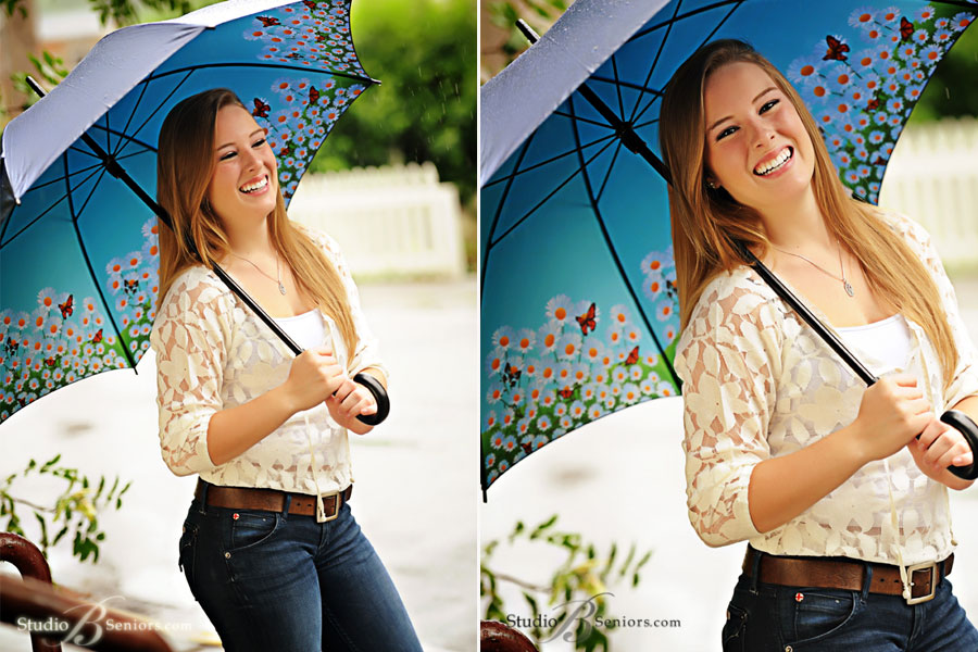 Skyline-High-School-senior-pictures-with-umbrella-at-Studio-B