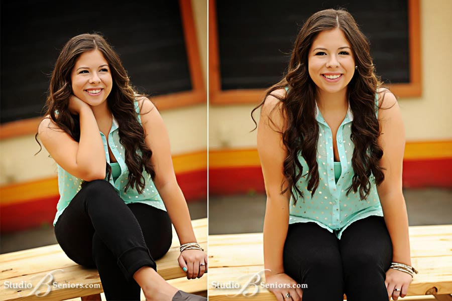 Pretty-high-school-senior-pictures-photographed-outdoors-at-Studio-B-Portraits