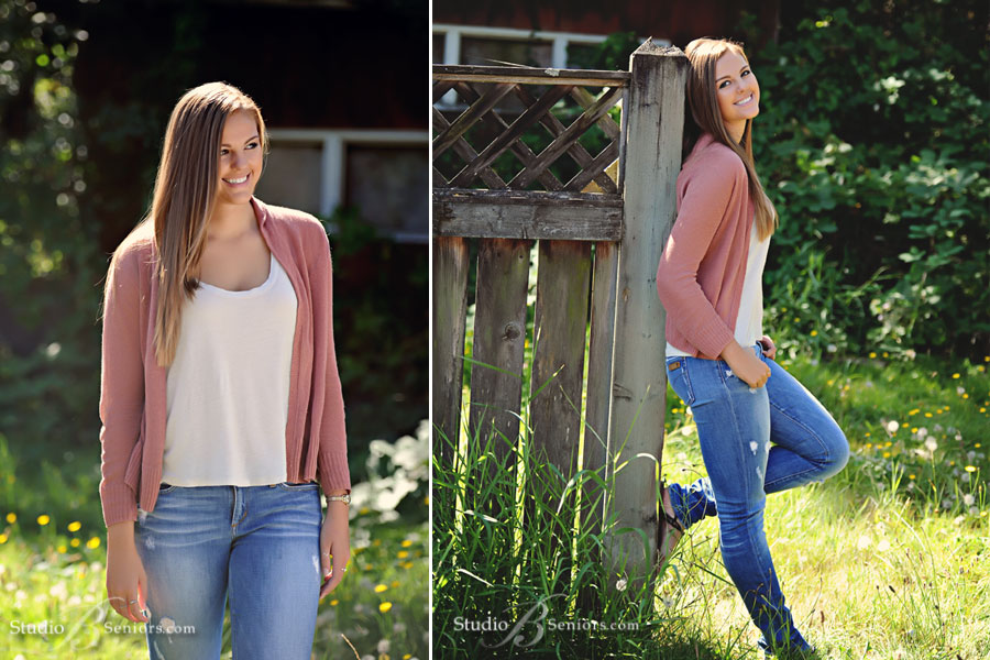 Best-senior-pictures-in-Bellevue-of-Issaquah-High-School-Senior-girl-at-Studio-B-Portraits-in-outdoor-field