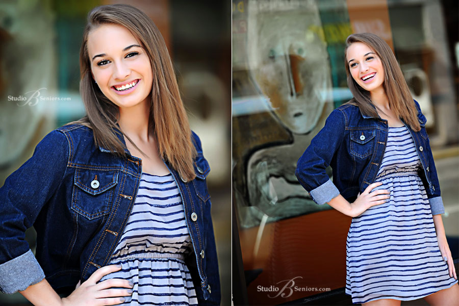 Fashion-senior-pictures-of-Issaquah-High-School-girl-with-braces-off