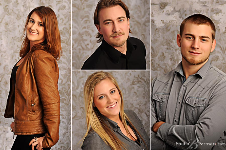 Great-headshots-of-20-year-old-men-and-women-during-family-pictures-at-Studio-B