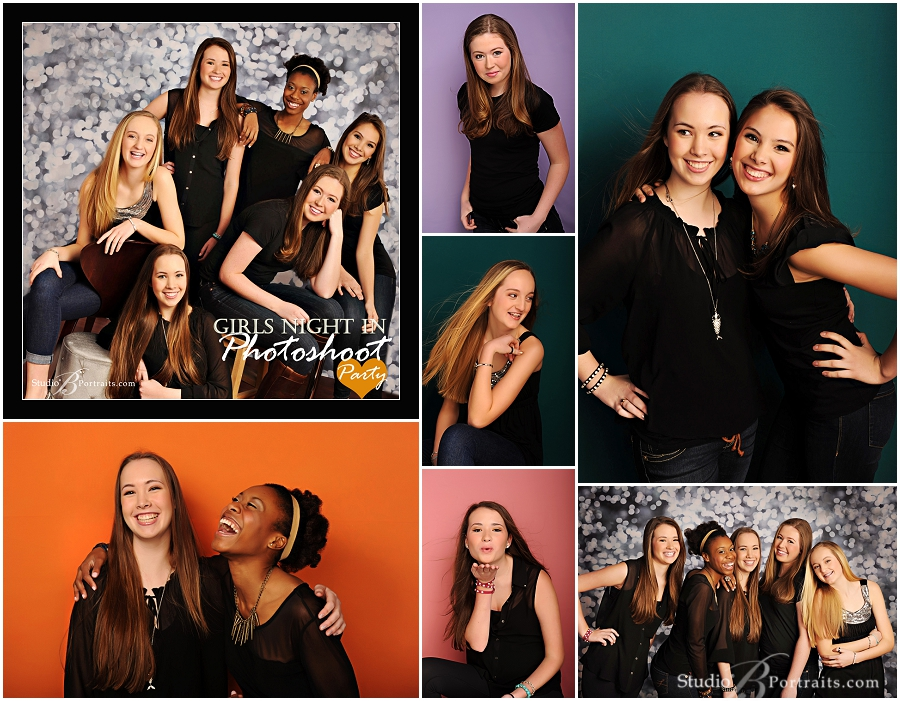 Studio B Portraits_Photo Shoot Party
