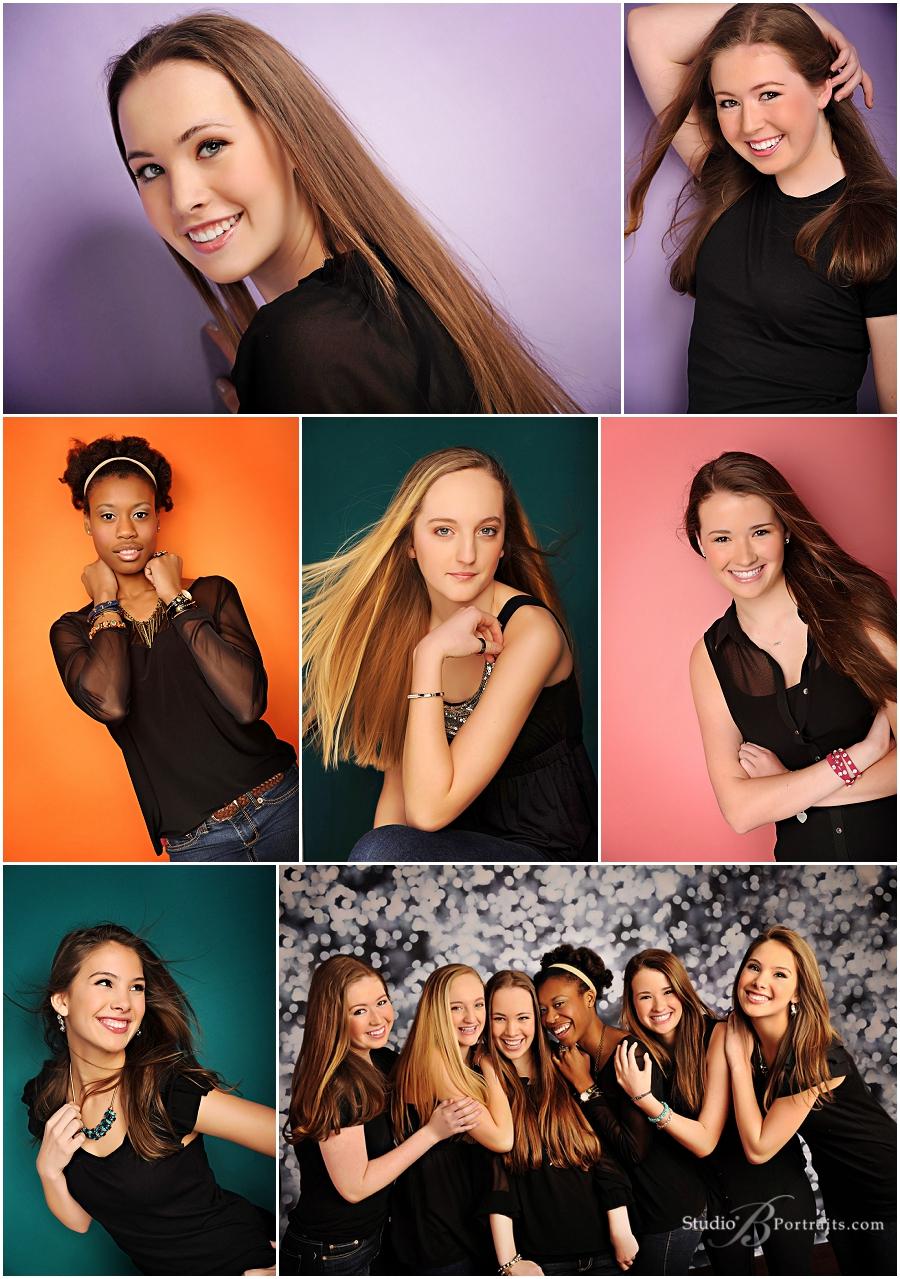 Studio B Portraits_Photo Shoot Party in Bellevue near Seattle WA