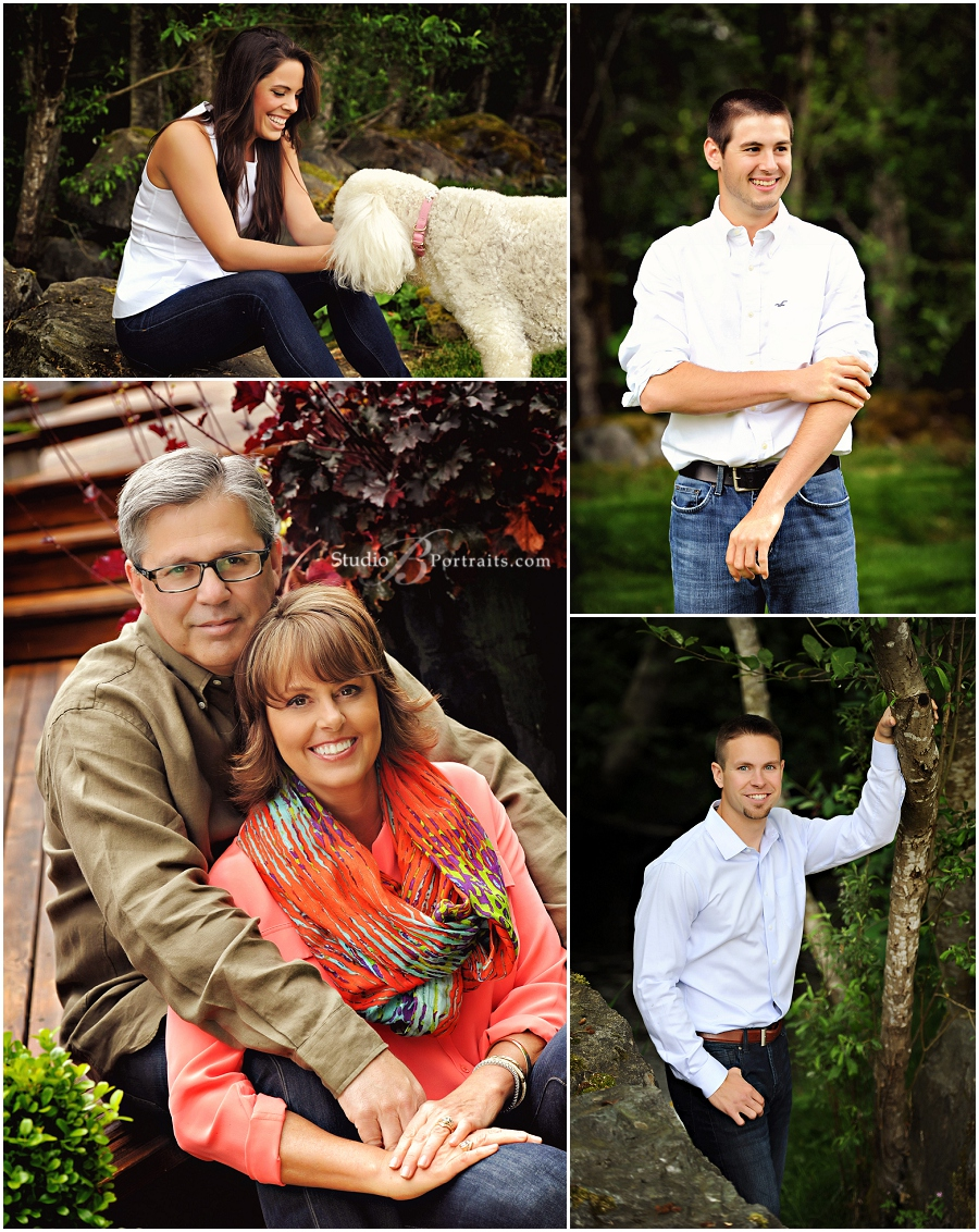 Great outdoor family portraits in wood near stream_Studio B_0021.jpg
