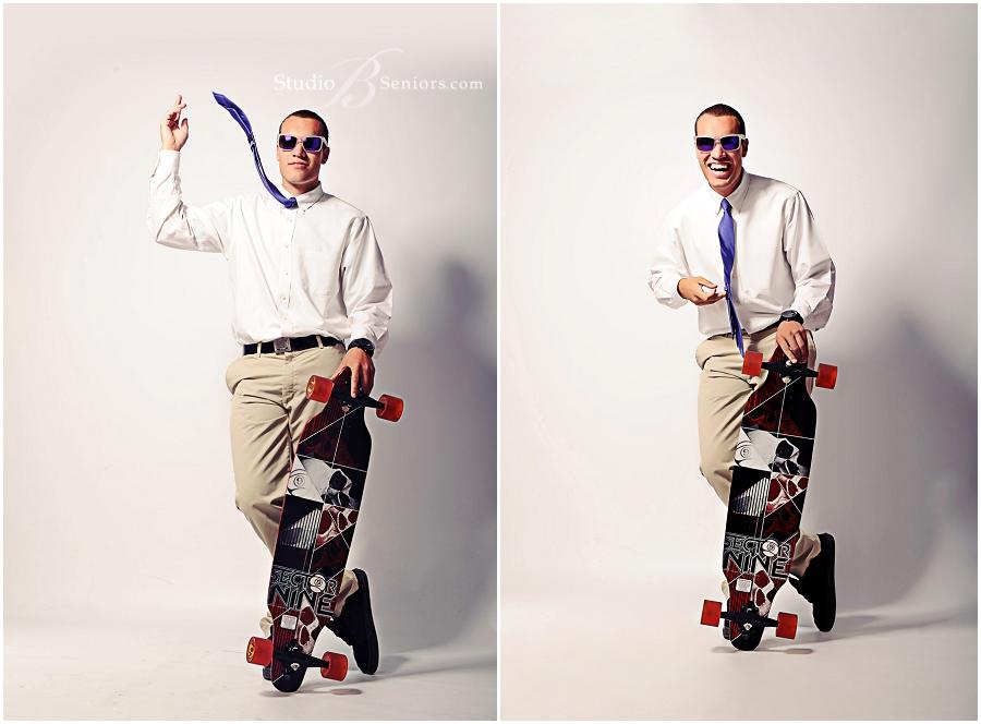 Cool guy senior pictures with skateboard and sunglasses_Eastside Catholic High School_StudioB_0053.jpg