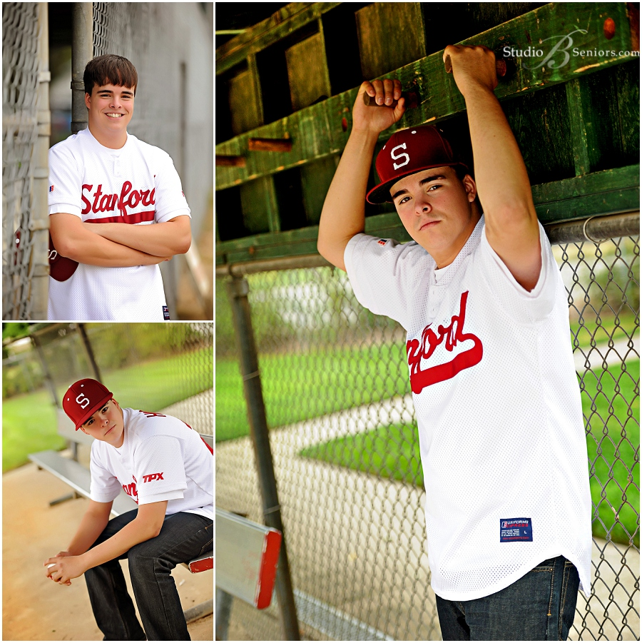 Best senior pictures of boy in baseball uniform__Brooke Clark_Studio B Portraits_0107.jpg