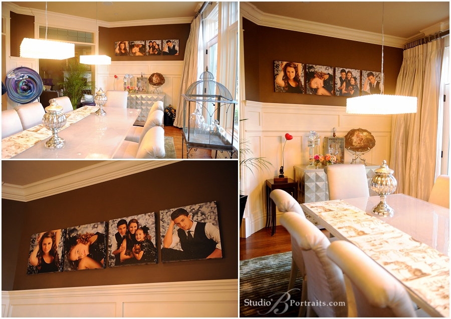 Decorating with formal family portraits in the dining room__Brooke Clark_Studio B Portraits_0110.jpg