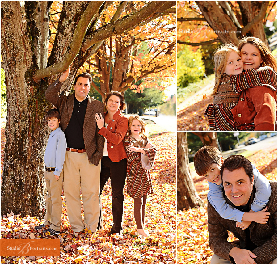 Fun outdoor family portraits in Fall near Bellevue WA__Brooke Clark_Studio B Portraits_0144.jpg