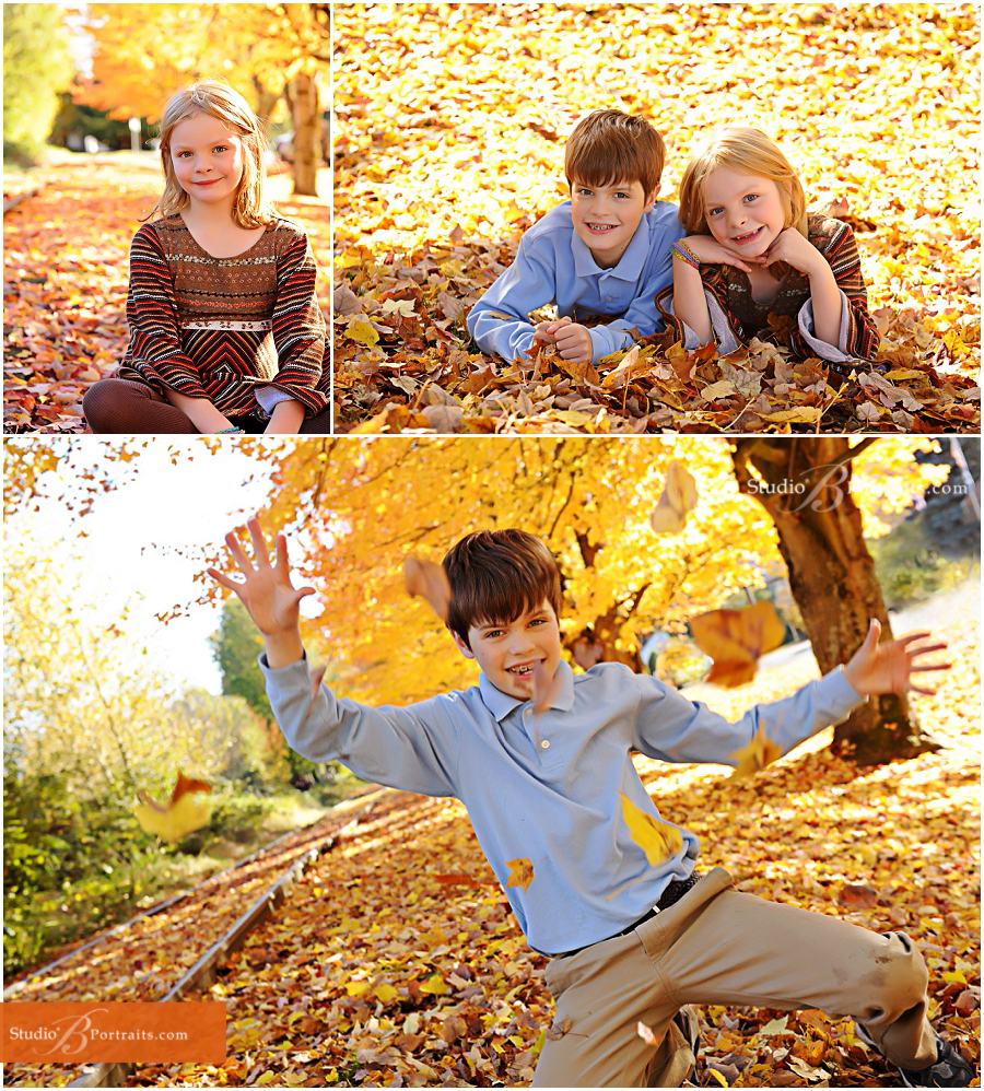 Fun outdoor family portraits in Fall near Bellevue WA__Brooke Clark_Studio B Portraits_0145.jpg