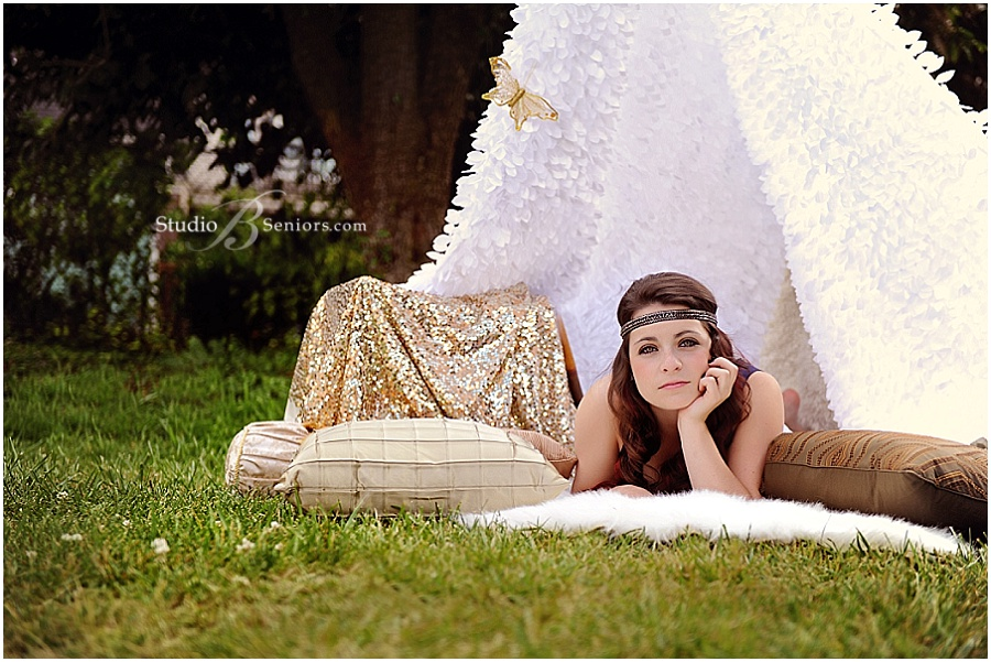 Senior girl inspired by Free People in Tent with Butterfly_Studio B Portraits_0345.jpg