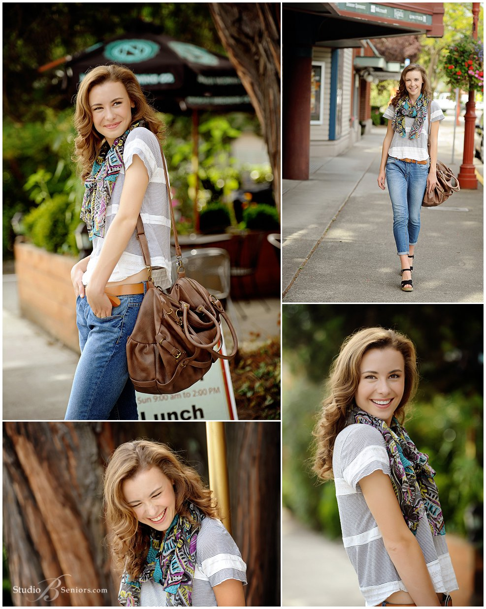 Magazine style senior pictures of Bellevue High School girl in boyfriend jeans_Studio B Boy senior pictures of football guy in fitness theme_Studio B Portraits_0179.jpg
