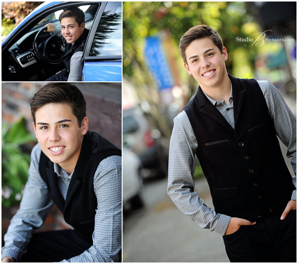 Boy senior pictures with Maserati car_Studio B Portraits_0060.jpg