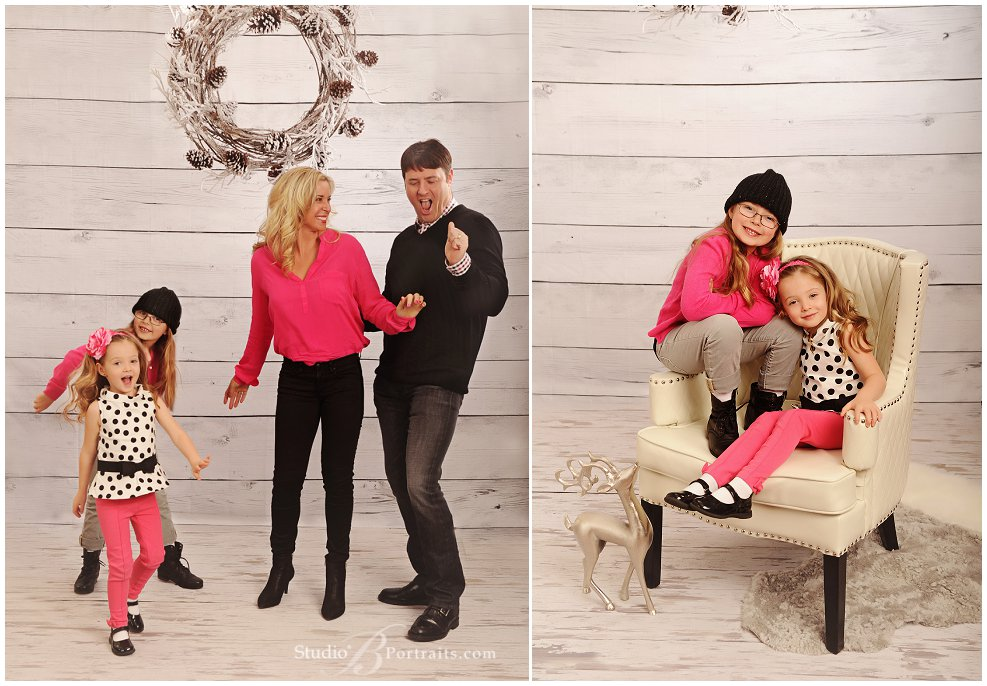 Fun family dance party for for Holiday Pictures_Studio B Portraits_0301.jpg