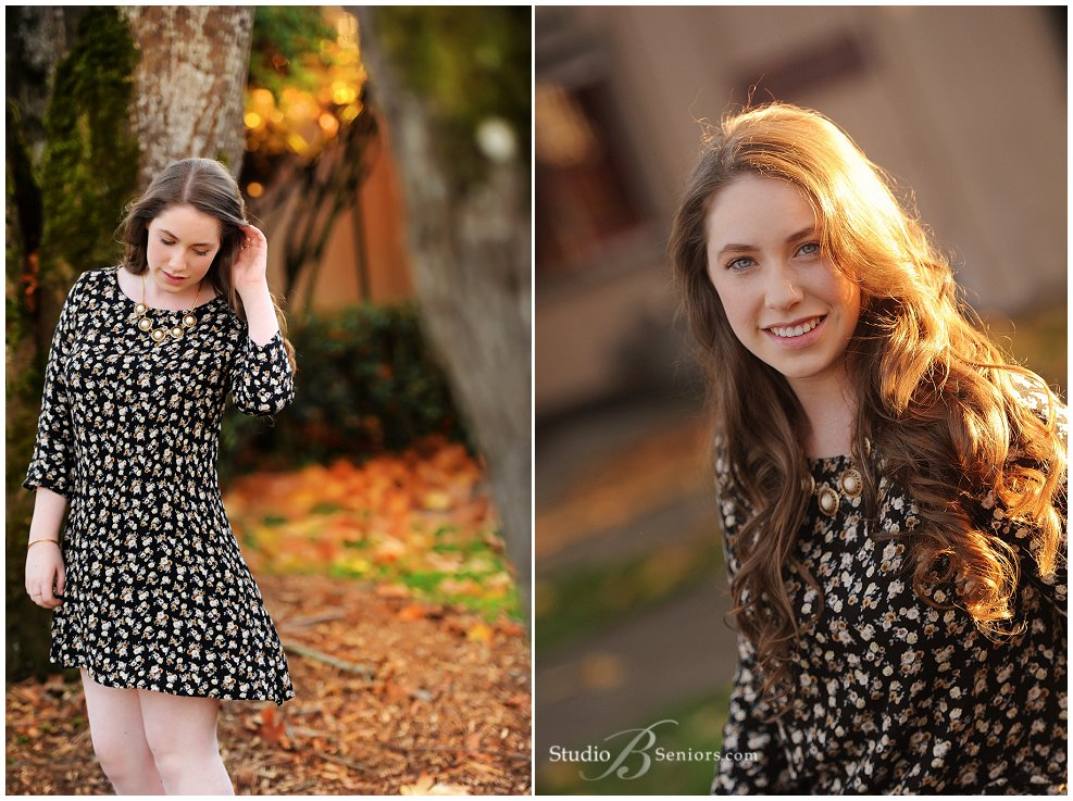 Outdoor senior pictures in fall of irish beauty from Eastside Catholic_Studio B Portraits_0305.jpg