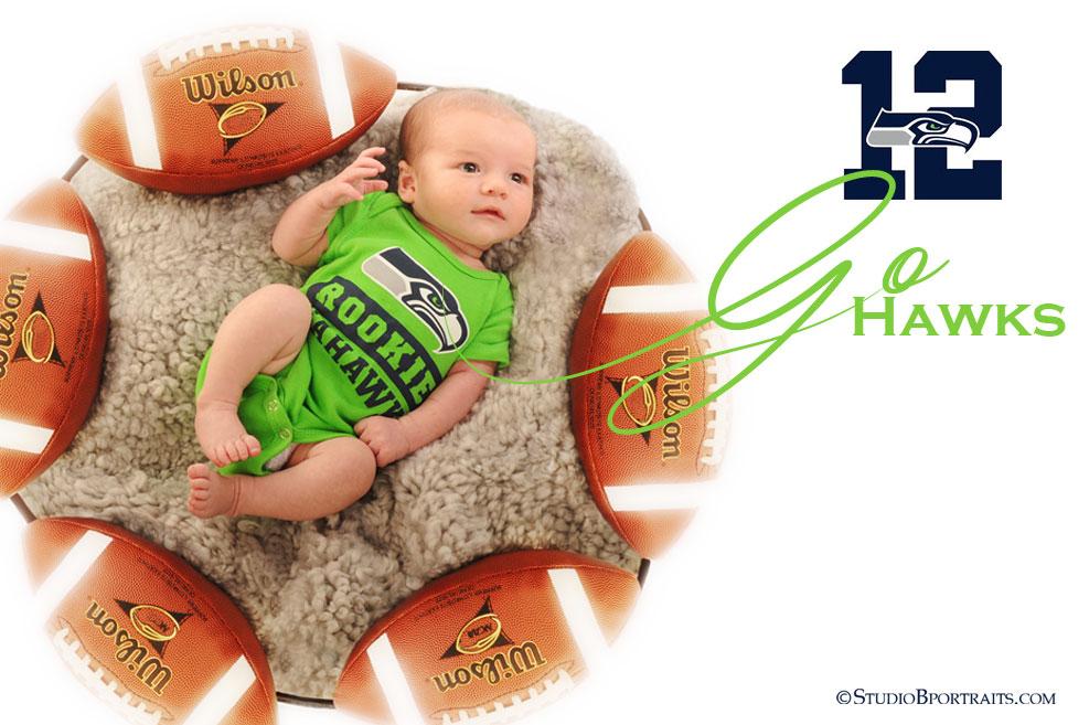Seahawk-Football-Baby-4-weeks-old_12-Man