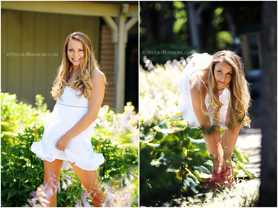 Best senior pictures in Seattle of senior girl in flower crown_Studio B Portraits_0096