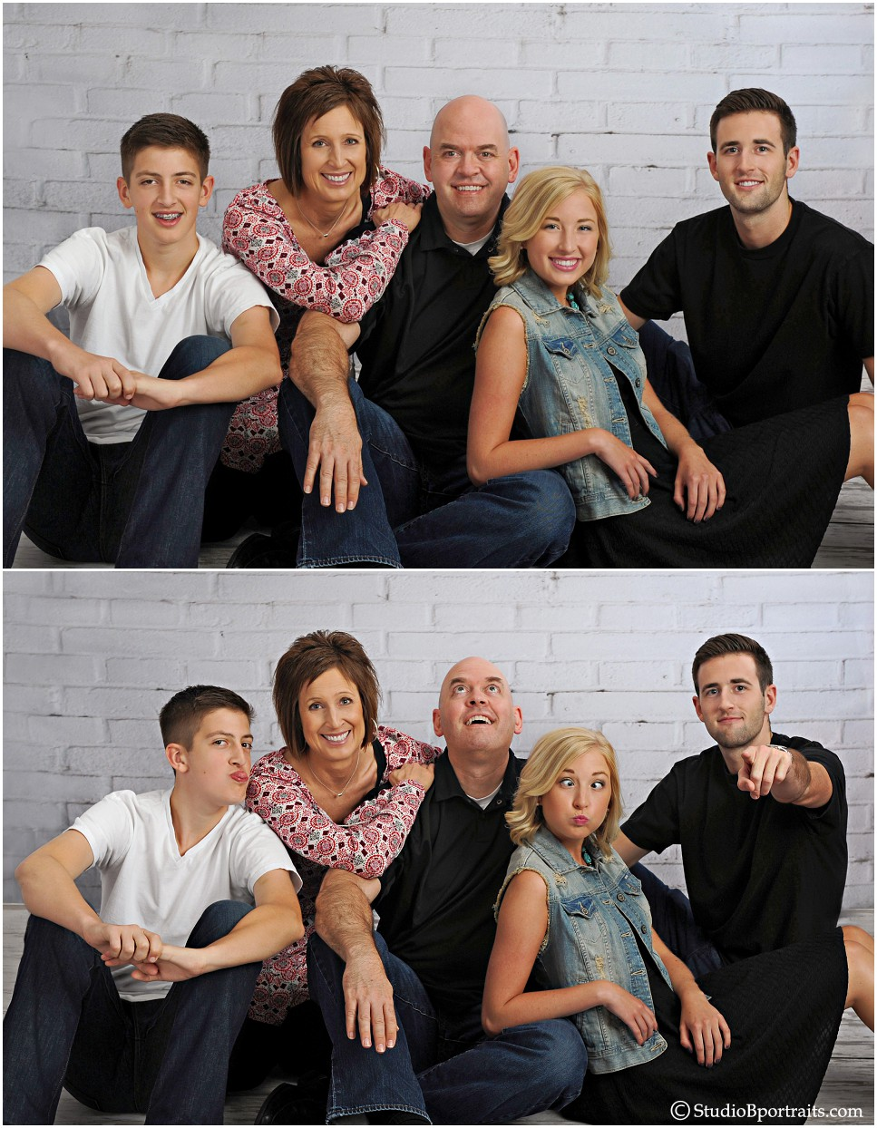 Fun family pictures and outtakes in the studio at Studio B_0143.jpg
