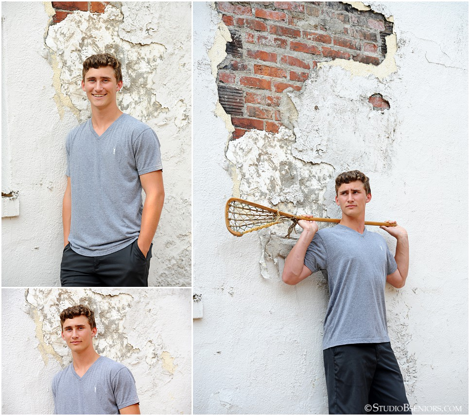 High School senior boy with vintage lacrosse stick_0157.jpg