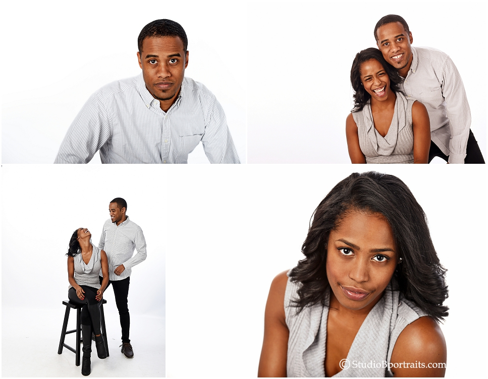 Family photo shoot in the studio with African American family for Pine Lake Family Dentistry_0250.jpg