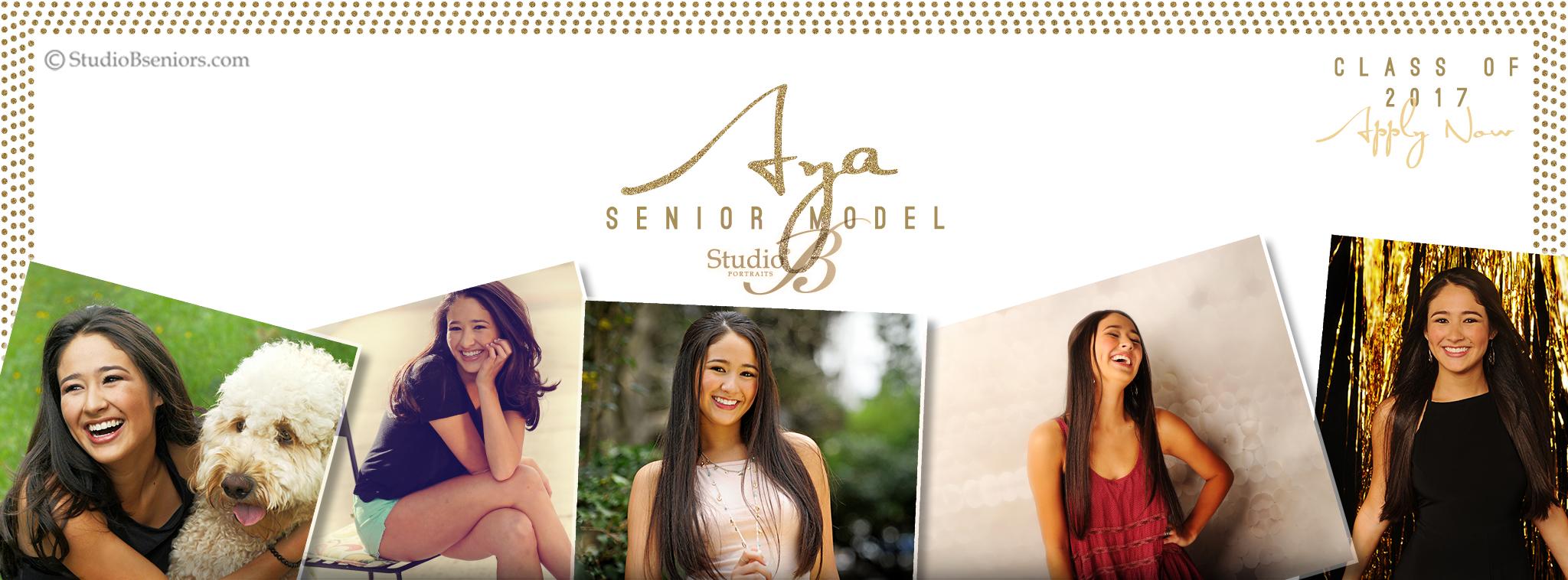High School senior Model Facebook Cover_Aya