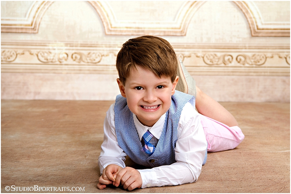 Cute boy wearing Spring outfit from Janie and Jack_0017.jpg