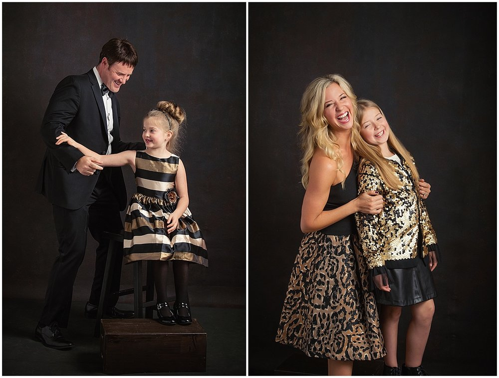 Father-daughter-mother-daughter-portraits