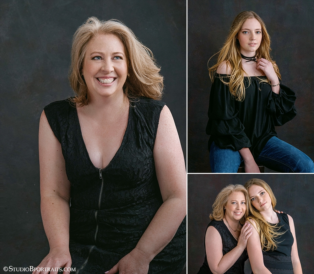 When was the last time you indulged in letting yourself feel absolutely cared for and beautiful in every way? Whenever I ask this question of Mom - trust me… I already know the answer. It was so fun to see Mom Jennifer have our hair + make-up pros doll her up.