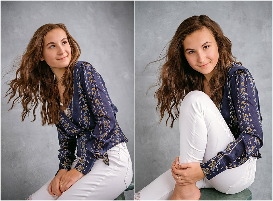 Boho Chic Senior Portraits | pc:    StudioBportraits.com