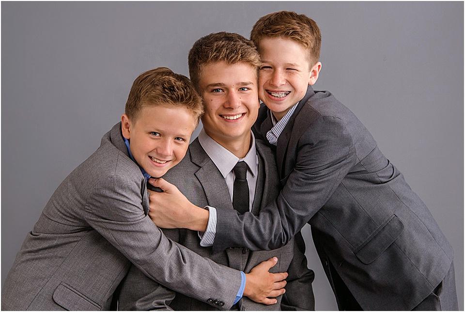 Studio B Portraits_handsome brothers in suits studio photo.jpg