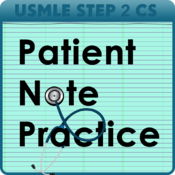Usmle step 2 scoring for the patient note c3ny patient notes are read by physicians who are well trained at reading such notes the raters do not have access to the recording of the encounter maxwellsz