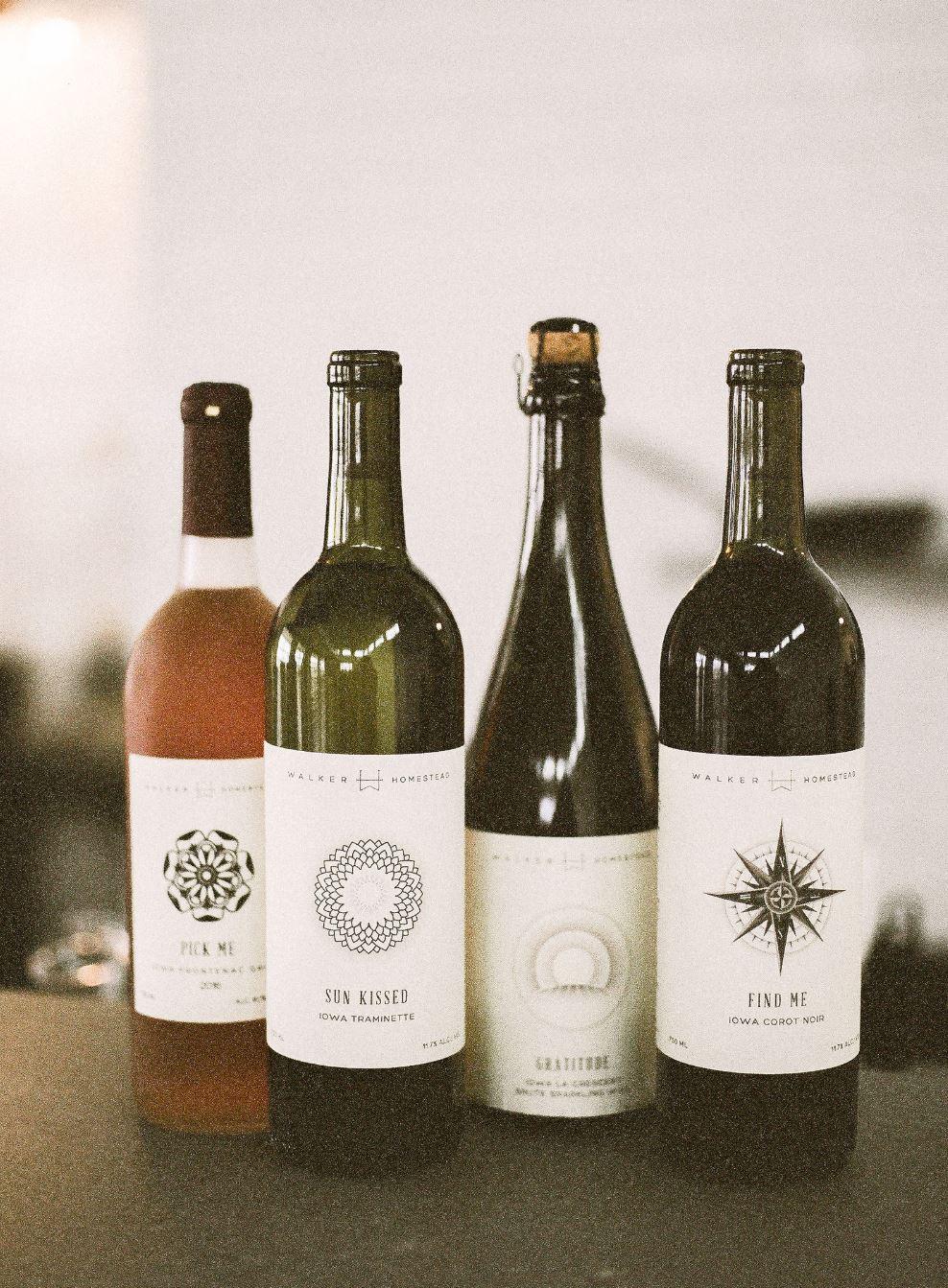 Walker Homestead Wine Lineup.JPG