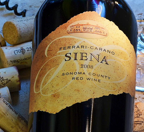 Ferrari-Carano Siena Red Wine