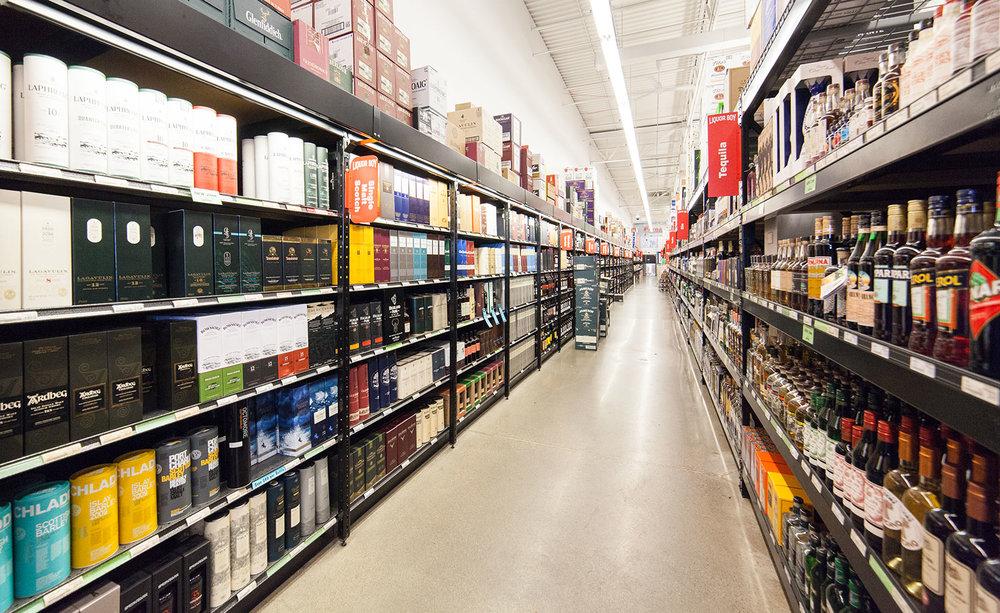 Liquor Boy Store